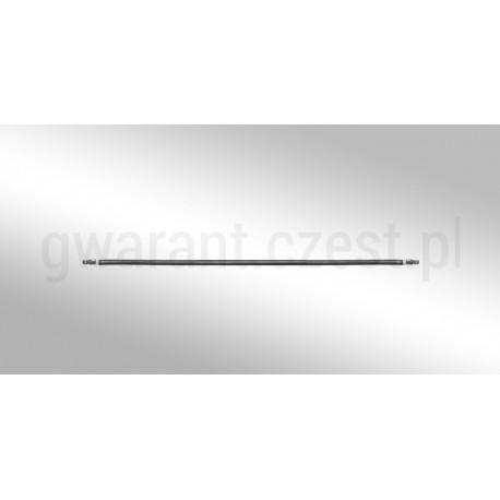 Grzałka do rożna prosta 74 cm 800W