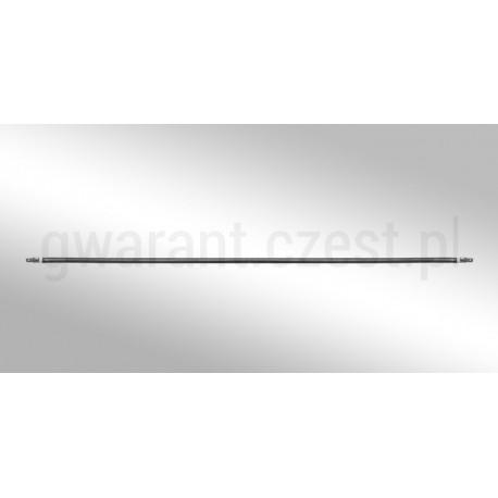 Grzałka do rożna prosta 100 cm 1000W