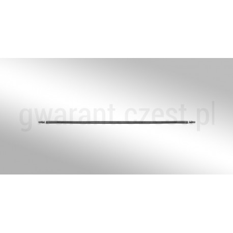 Grzałka do rożna prosta 60 cm 800W