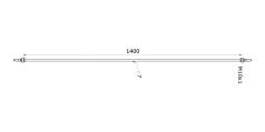140cm