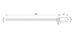 type DW10 of constant heating temperature 55°C